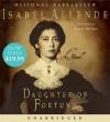 Daughter of Fortune Low Price CD: Daughter of Fortune Low Price CD - Blair Brown, Isabel Allende