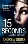 15 Seconds (Audio Cd) - Andrew Gross, Christian Hoff