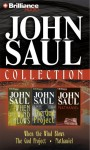 John Saul Collection 2: When the Wind Blows, the God Project, and Nathaniel - John Saul, Laural Merlington, Joyce Bean, Mel Foster
