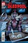 Lady Deadpool #1 - Mary H.K. Choi