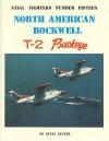 North American Rockwell T-2 Buckeye - Steve Ginter