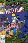 Marvel Comics Presents #6 : Wolverine, Man-Thing, Master of Kung Fu, & The Hulk (Marvel Comic Book 1988) - Chris Claremont, Doug Moench, Steve Gerber, Bobbie Chase, John Buscema, Tom Grindberg, Tom Sutton, Jeff Purves