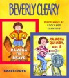 Ramona the Brave and Ramona Quimby, Age 8 (Book #3, Book #6) - Beverly Cleary, Stockard Channing