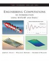 Engineering Computations: An Introduction Using MATLAB and Excel - Joseph Musto, William Howard, Richard Williams