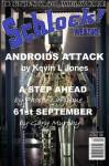 Schlock! Webzine Vol 5 Issue 18 - Phoebe LaPlume, Gary Murphy, Daniel Davis, Kevin L Jones, James Rhodes, Rob Bliss, Gregory KH Bryant, Gavin Chappell