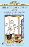 The Boy Who Drew Cats and Other Japanese Fairy Tales - Lafcadio Hearn, Frances A. Davis, Francis A. Davis