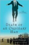 Death of an Ordinary Man - Glen Duncan