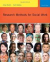 Research Methods for Social Work, 7th Edition - Allen Rubin, Earl R. Babbie