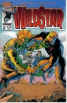 Wildstar #3 : Guest Starring the Savage Dragon (Image Comics) - Al Gordon, Jerry Ordway