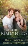What He Really Needs - Ryan Taylor, Joshua Harwood