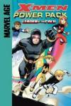 X-Men / Power Pack (Marvel Age): Leader of the Pack - Marc Sumerak