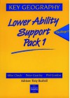Key Geography Lower Ability Support Pack - Peter Goatley, Philip H. Gordon