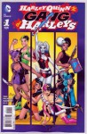 Harley Quinn and Her Gang of Harleys (2016) - Jimmy Palmiotti, Frank Tieri, Mauricet