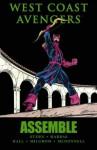 West Coast Avengers: Assemble - Roger Stern, Roy Thomas, Bob Harras, Bob Hall, Al Milgrom, Don Hudson, Luke McDonnell, Bob Harris