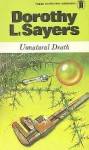 Unnatural Death (Lord Peter Wimsey Mysteries, #3) - Dorothy L. Sayers