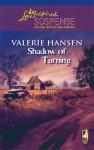 Shadow Of Turning (Steeple Hill Love Inspired Suspense #57) - Valerie Hansen