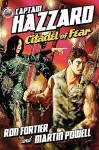 Captain Hazzard - Citadel of Fear - Ron Fortier, Martin Powell