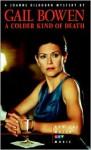 A Colder Kind of Death - Gail Bowen