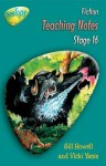 Oxford Reading Tree: Stage 16: Treetops Fiction: Teaching Notes - Thelma Page