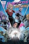 Galaxy Quest: The Journey Continues #1 - Erik Burnham, Nacho Arranz