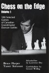 Chess on the Edge Volume 1 - Bruce Harper, Yasser Seirawan