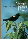 Vertebrate Natural History - Mary F. Willson