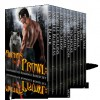 Alphas on the Prowl (Shifter Romance Boxed Set) - Catherine Vale, Gina Kincade, Lashell Collins, Bethany Shaw, Tasha Black, Phoenix Johnson, Annie Nicholas, Jami Brumfield, Sarah Mäkelä, Amy Lee Burgess, Anna Lowe