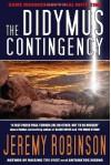 The Didymus Contingency - Jeremy Robinson