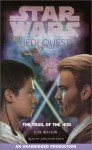 Star Wars: Jedi Quest #2: The Trail of the Jedi - Jude Watson, Jonathan Davis