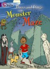 Buzz and Bingo in the Monster Maze: Band 08 - Alan Durant
