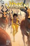 Vixen: Return of the Lion (2008-) #3 - Gwendolyn Wilson, CAFU