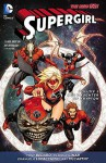 Supergirl Vol. 5: Red Daughter of Krypton - Michael Alan Nelson, Chad Hardin, Diogenes Neves, Paulo Siqueira