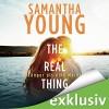 The Real Thing: Länger als eine Nacht (Hartwell-Love-Stories 1) - Samantha Young, Nina Schoene, HörbucHHamburg HHV GmbH