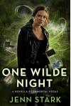 One Wilde Night: Immortal Vegas, Novella 0.5 - Jenn Stark