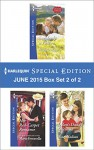 Harlequin Special Edition June 2015 - Box Set 2 of 2: Suddenly a FatherHer Red-Carpet RomanceDylan's Daddy Dilemma - Michelle Major, Marie Ferrarella, Tracy Madison