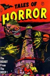 Tales of Horror, Volume 7, The Beast from the Deep - Toby, Minoan, Yojimbo Press LLC, Elliot Caplin, Howard Rosenberger, Mel Keefer, Jack Sparling