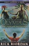 The Son of Neptune (Heroes of Olympus, #2) - Rick Riordan