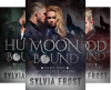 Moonfate Serial (4 Book Series) - Sylvia Frost