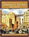 America's History: Volume 2 - James A. Henretta, David Brody, Susan Ware