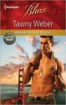Breaking the Rules (Harlequin Blaze) (Uniformly Hot!, #14) - Tawny Weber