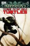 Infestation 2: Teenage Mutant Ninja Turtles #1 - Tristan Jones