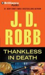 Thankless in Death (In Death, #37) - J.D. Robb, Susan Ericksen