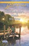 The Firefighter's Match (Gordon Falls) - Allie Pleiter