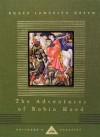The Adventures Of Robin Hood - Roger Lancelyn Green, Walter Crane