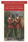 The Comedy of Errors - William Skakespeare, Charles Whitworth, William Shakespeare