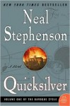 Quicksilver (Baroque Cycle Series, Parts 1-3) - Neal Stephenson