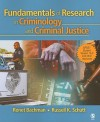 Fundamentals of Research in Criminology and Criminal Justice [With CDROM] - Ronet D. Bachman, Russell K. Schutt