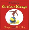 A Treasury of Curious George - Margret Rey, H.A. Rey
