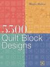 5,500 Quilt Block Designs - Maggie Malone
