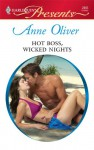 Hot Boss, Wicked Nights - Anne Oliver